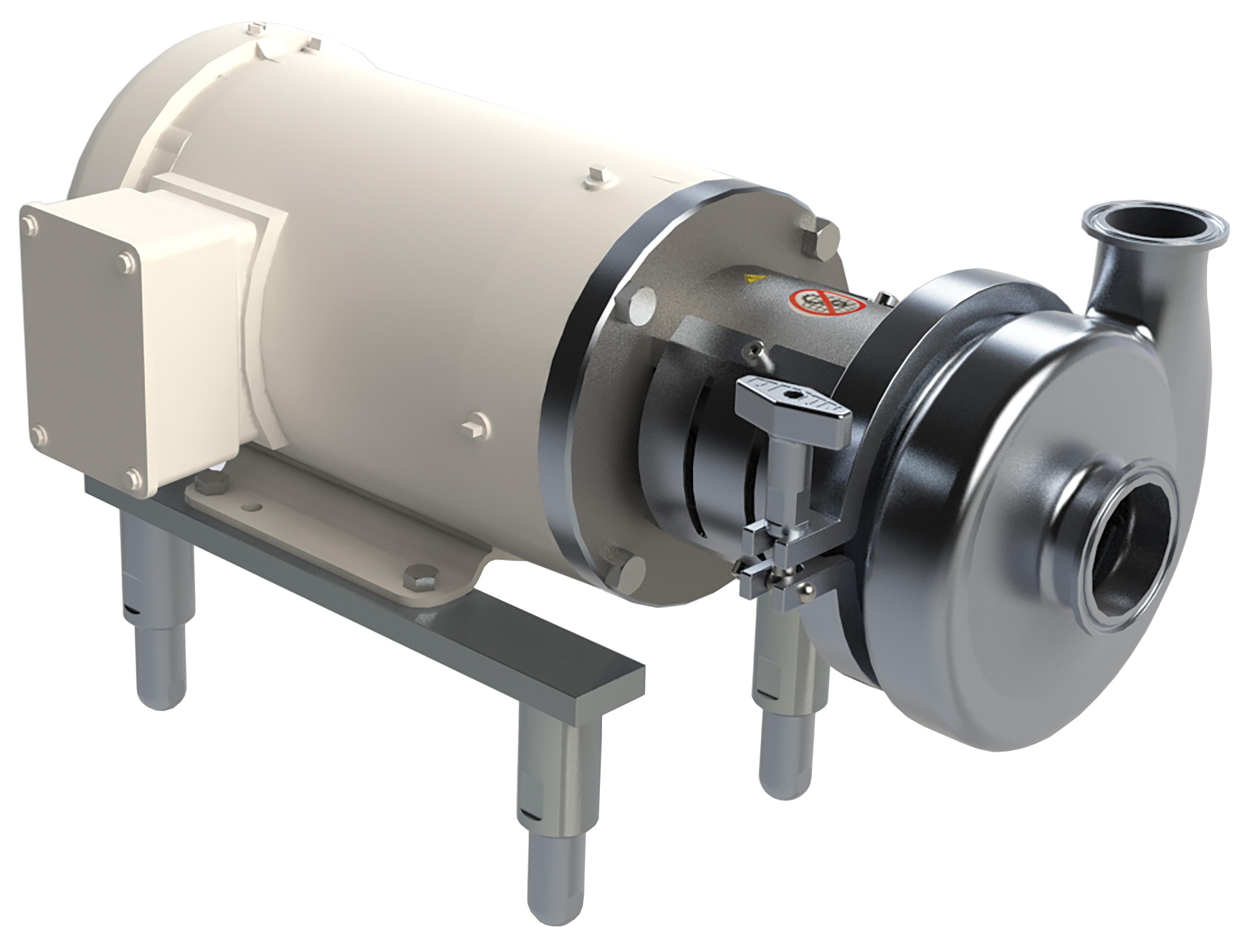 BC/BP Series Sanitary Centrifugal Pump