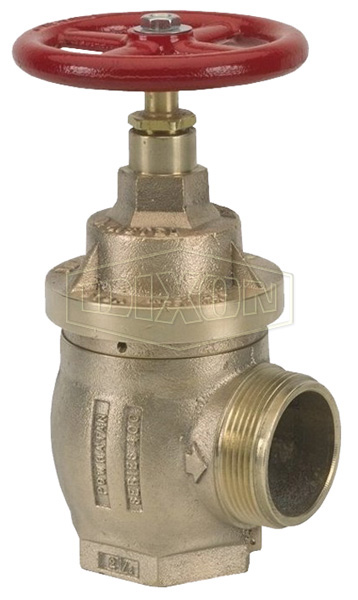 Factory Set Pressure Reducing Brass Angle Valve Female x Male