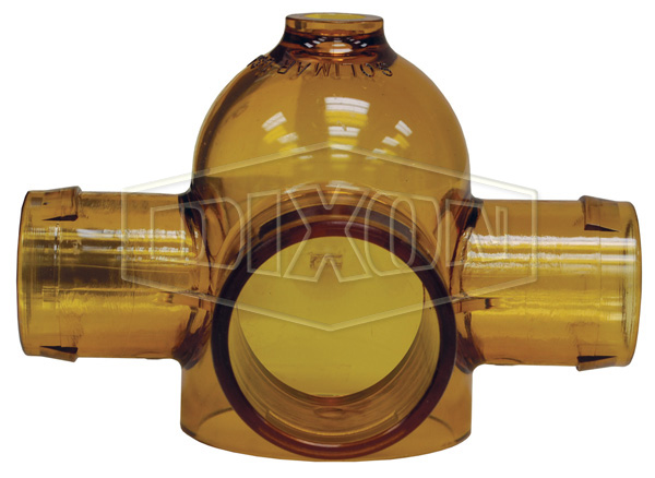Clear Fluidizer Manifold