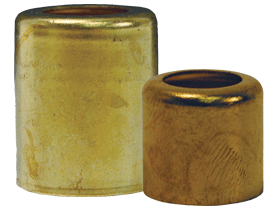 Brass Ferrules for Air & Fluid