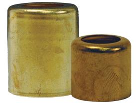 Brass Ferrules for Air & Fluid