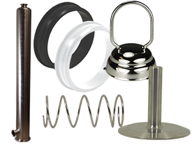 Side-Entry Filter/Strainer Replacement Parts
