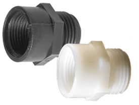 Tuff-Lite® Male GHT x Female NPT Adapter