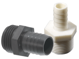 Tuff-Lite® Short Shank Male Coupling