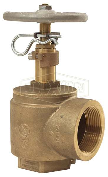 Global Adjustable Pressure Restricting Angle Valve Female Outlet