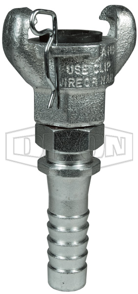 Air King® Universal Swivel Hose End