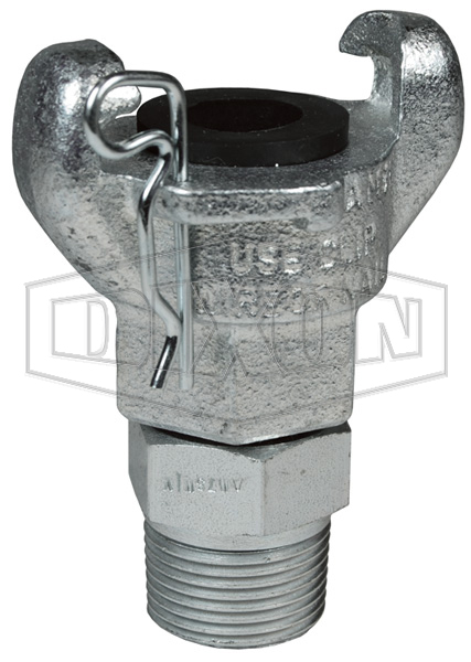 Air King® Universal Swivel Male NPT End