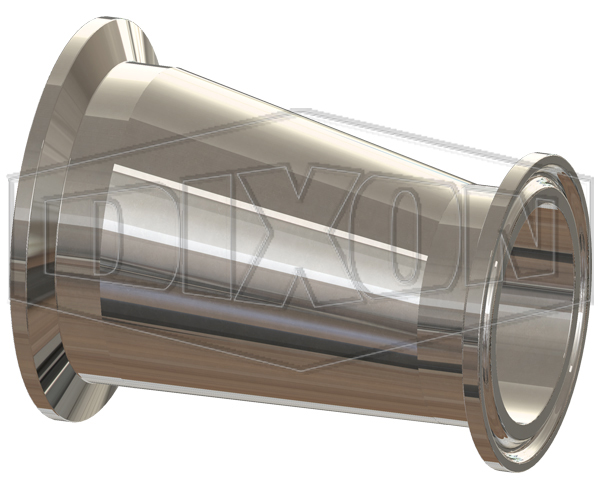 BioPharm Clamp Eccentric Reducer