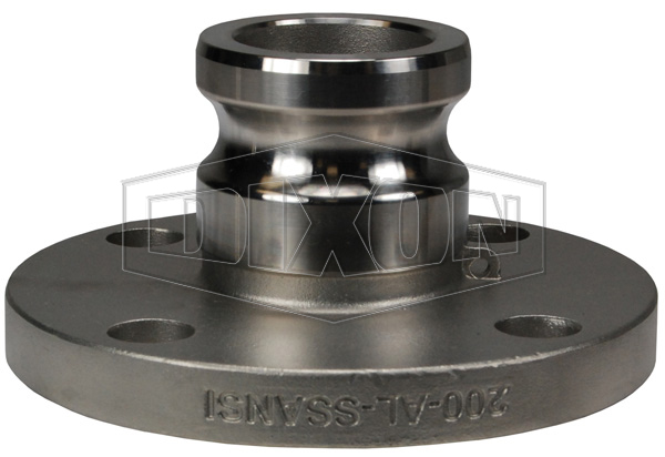 Dixon Cam & Groove Adapter x 150# ANSI Flange