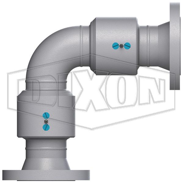 Swivel Joint Style 60 150# ASA Flange x 150# ASA Flange