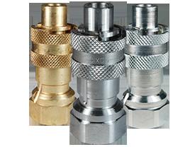 Dix-Lock™ N-Series Bowes Interchange Female Thread Plug