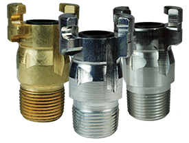 Dual-Lock™ P-Series Thor Interchange Male Thread Plug