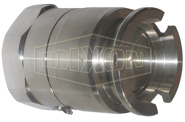 MannTek Dry Gas Adapter Tank Unit x Female NPT