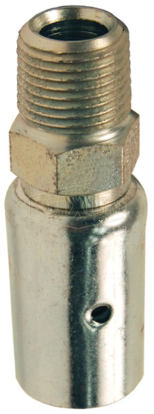 Holedall™ Uni-Range Male Coupling