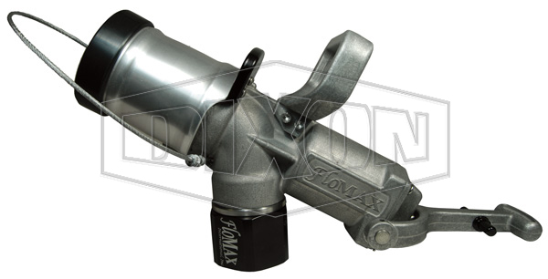 "2"" High Volume FloMAX Diesel Fuel Nozzle"