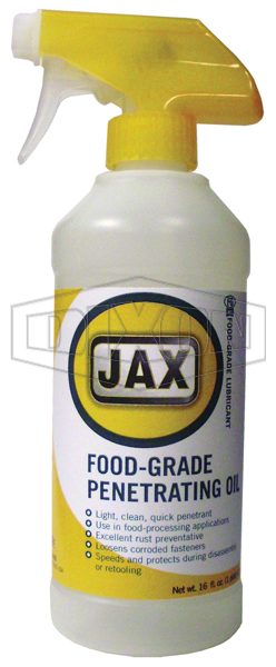 Jax Food Grade Penetrating Oil