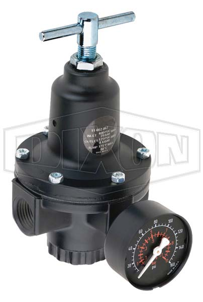 R11 Series 1 FRL's General T-Handle Regulator