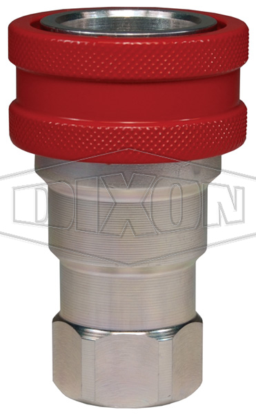DQC H-BOP Series Blowout Preventer Safety Female Coupler