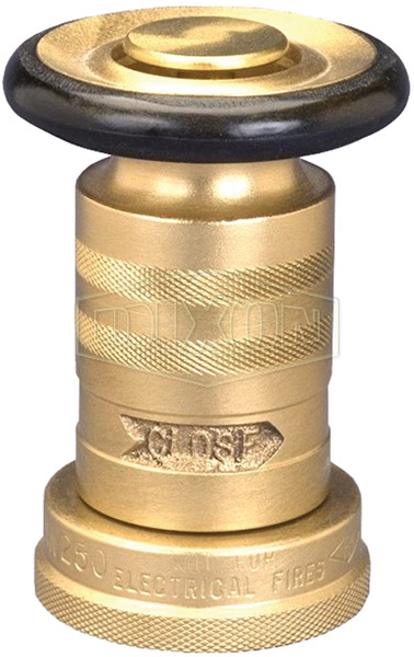 Heavy Duty Brass Industrial Fog Nozzle