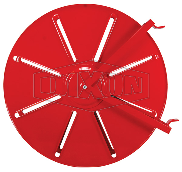 Heavy Duty, High Capacity Swing Type Hose Storage Reel