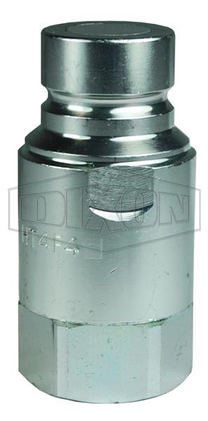 DQC HT-Series Flushface Female Threaded Plug