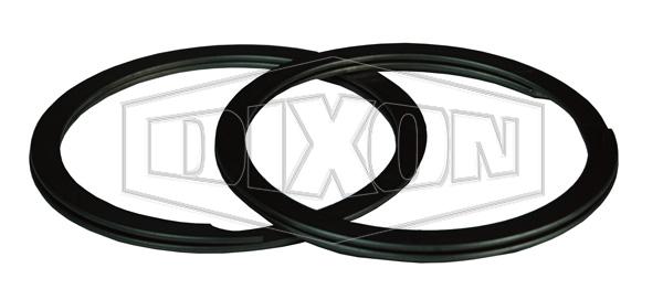 DQC HT-Series Flushface Bulkhead Kit