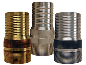 King™ Combination Nipple NPT Threaded