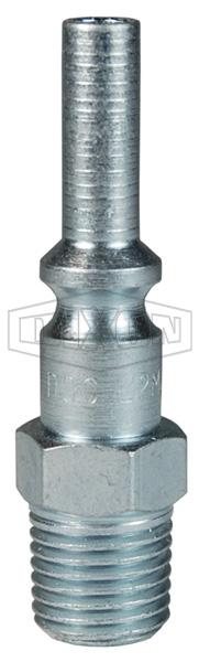 L-Series Lincoln Pneumatic Male Threaded Plug