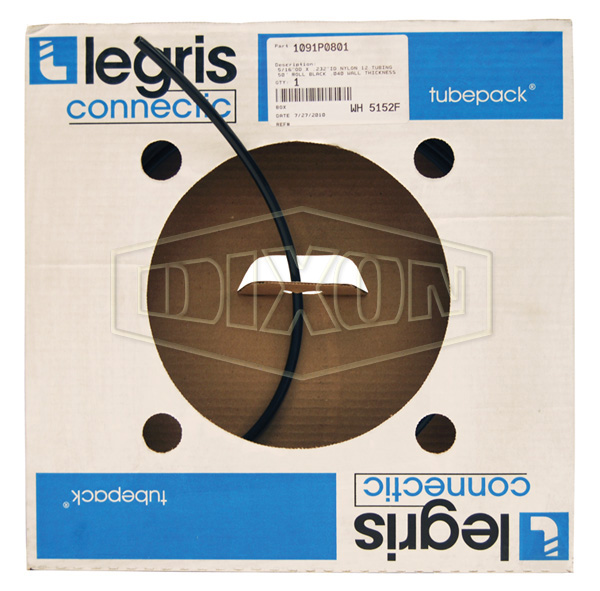 Legris Nylon 12 Black Tubing