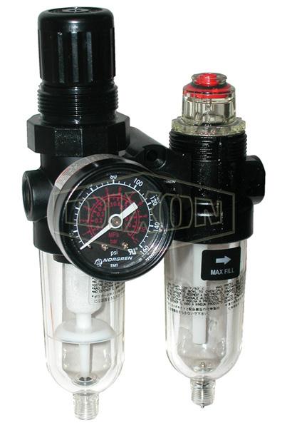 PTH Series 1 FRL's Miniature Combination Unit