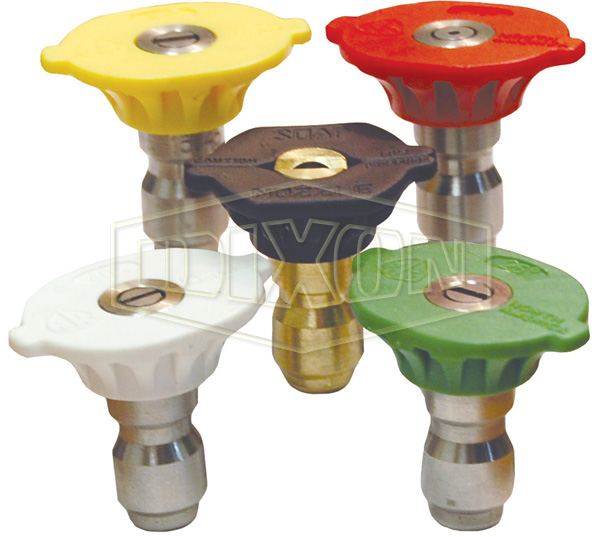 Multi-Pack High Pressure Spray Nozzles