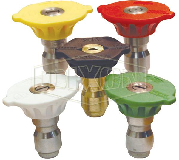 Multi-Pack High Pressure Spray/Soap Nozzles