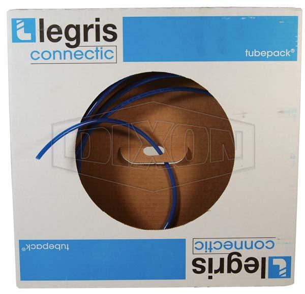 Legris Polyurethane  - 95 Durometer Blue Tubing