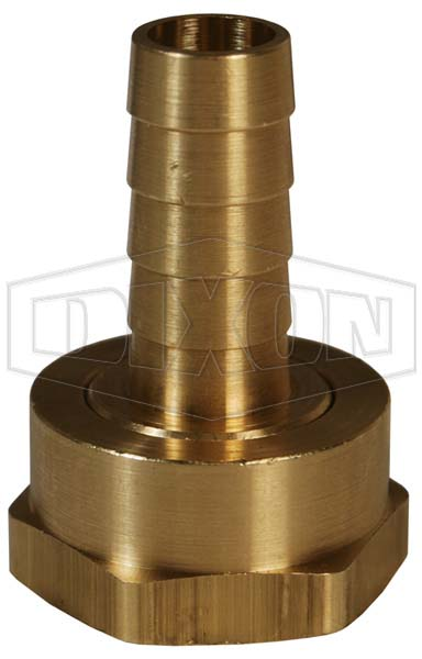 Machined Short Shank Female NPSM Coupling