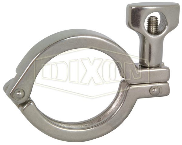Pipe Size Single Pin Heavy Duty Clamp
