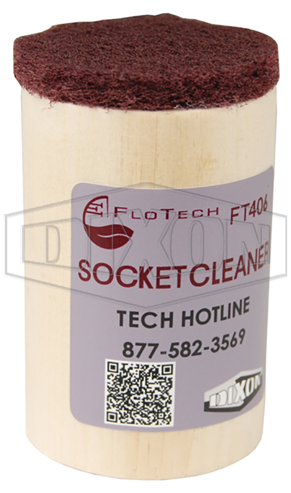 Overfill Socket Cleaner
