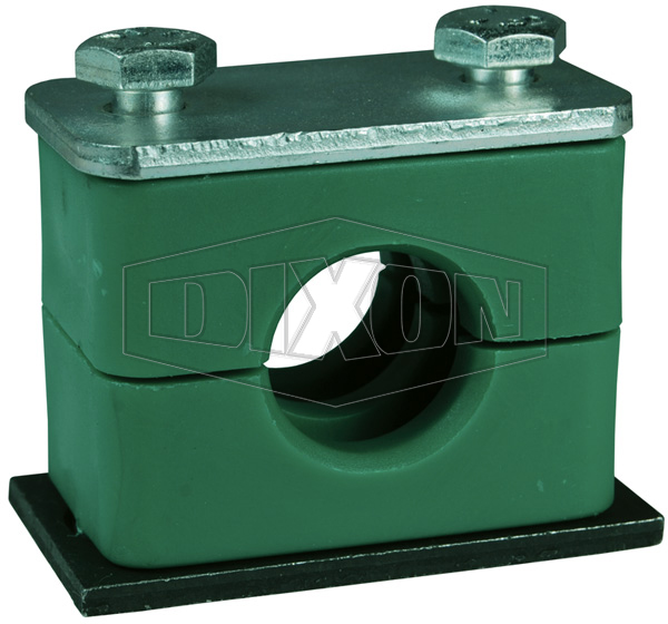 Standard Series Pipe & Tube Clamp