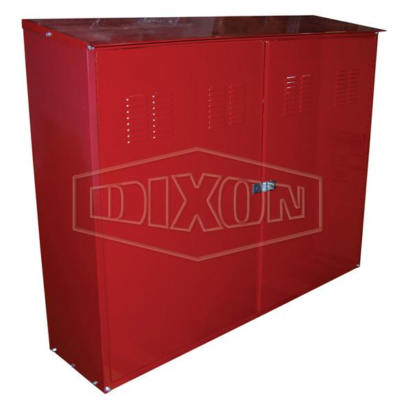 Steel Hose Cabinet