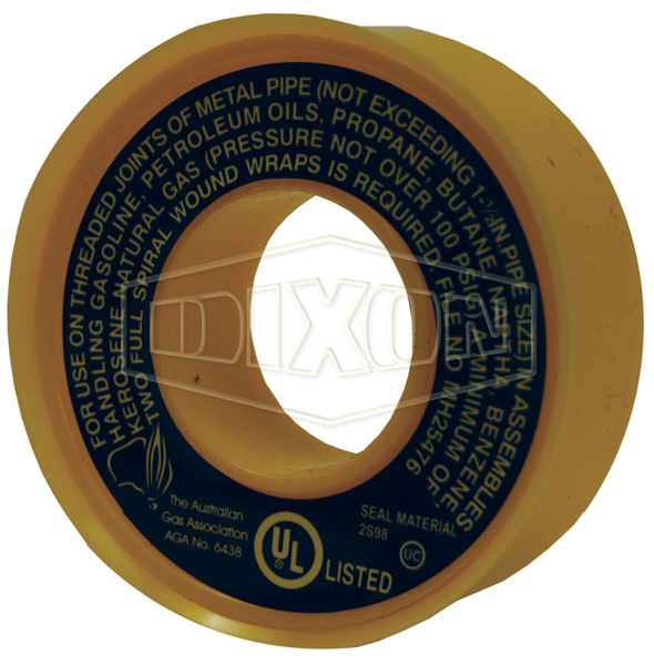 PTFE Tape for LP Gas