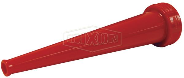 Polycarbonate Plain Hose Nozzle