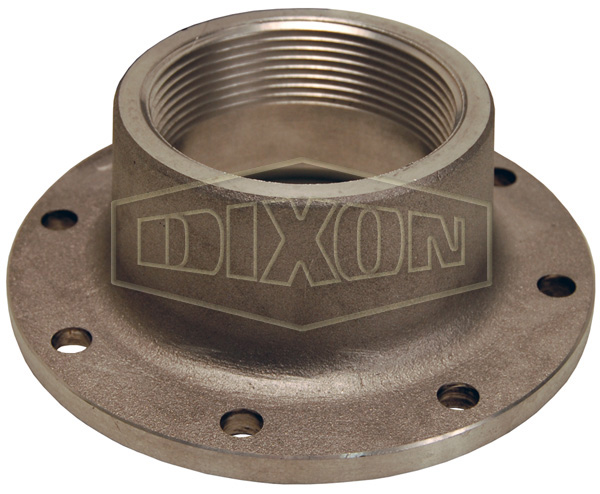 TTMA Flange x Female NPT Adapter