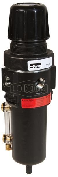 B11 Watts FRL's Compact Filter/Regulator