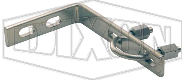 Watts FRL's Lubricator & Filter Mounting Bracket