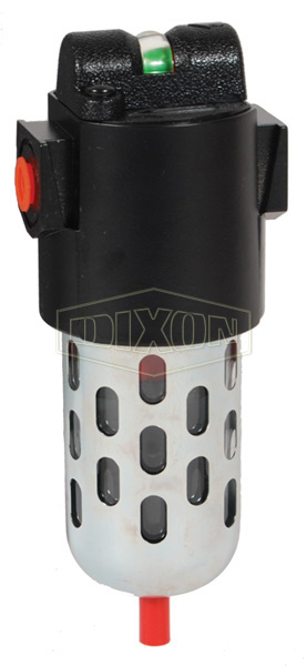 Plastic Auto Drain for F18 or B18 Dixon GRP-96-635 Wilkerson Plastic Bowl and Bowl Guard