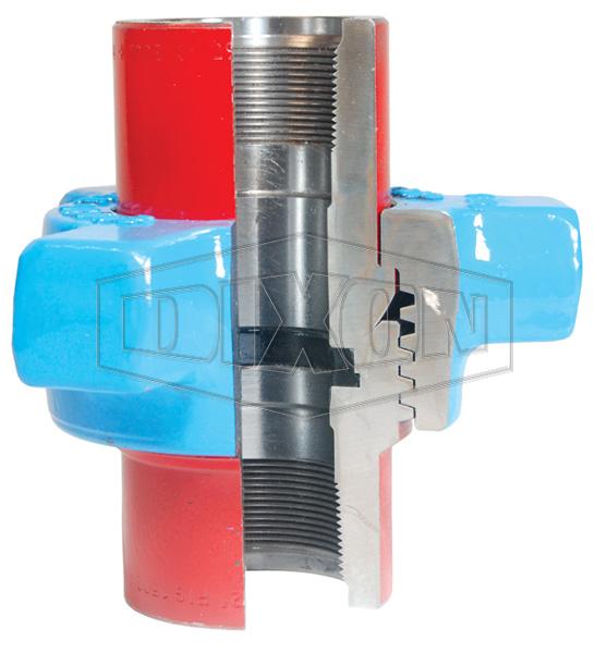 Hammer union series dixon valve us