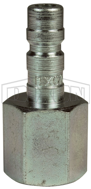 A-Series Pneumatic Female Threaded Plug