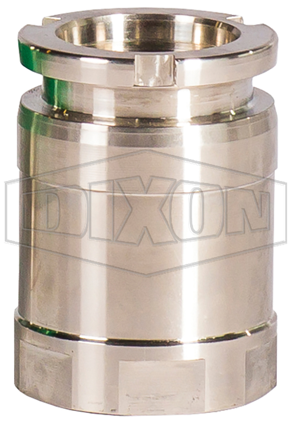MannTek Cryogenic Dry Disconnect Adapter-Tank Unit x Female NPT