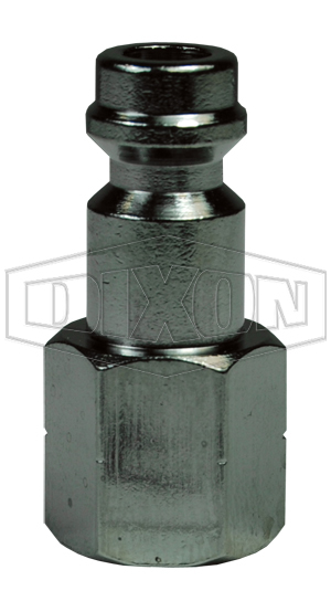 BR-Series Pneumatic Female Threaded Plug