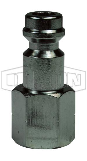 BR-Series Pneumatic Female Threaded Plug