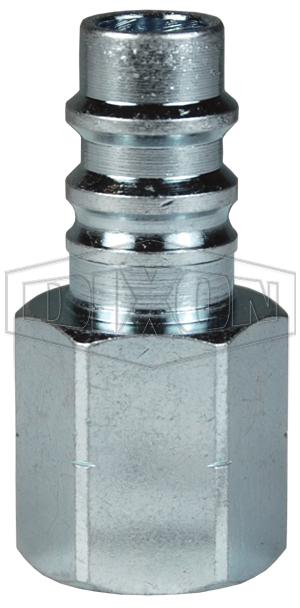 CJ-Series Pneumatic Female Threaded Plug
